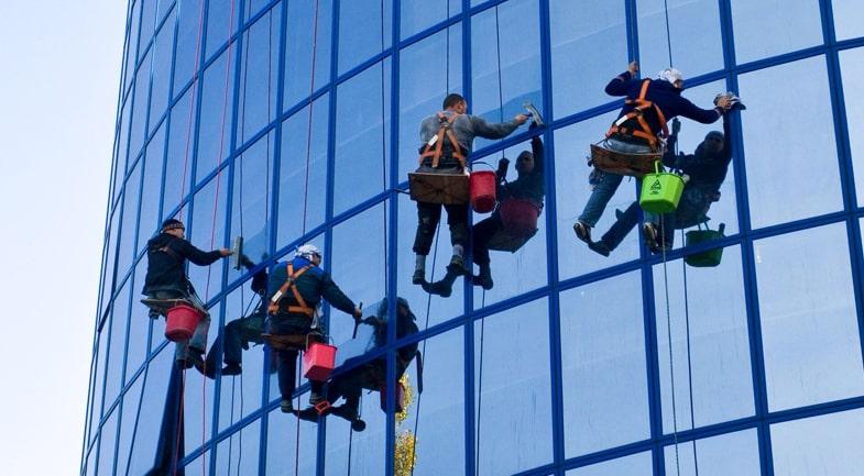 Darbas paslaugų sektoriuje Danijoje