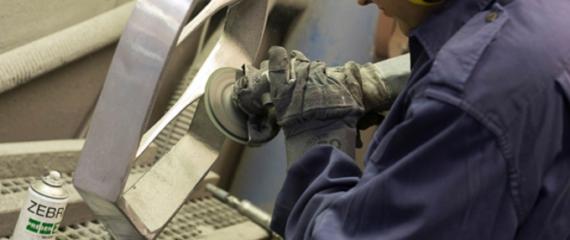 Praca w Danii - Obróbka aluminium; szlifowanie, spawanie