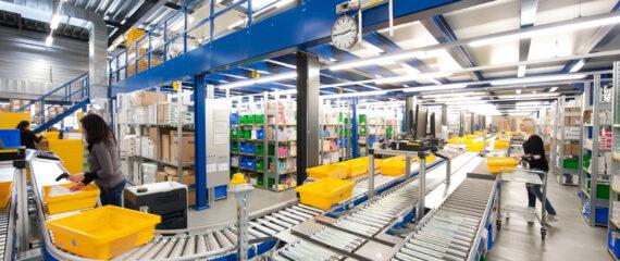 Job in Denmark for workers in factories